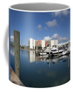 Port Canaveral Florida Usa Coffee Mug