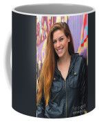 Portrait Of A Young Woman Coffee Mug