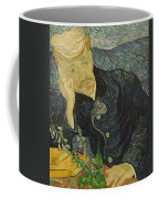 Portrait Of Dr Gachet Coffee Mug