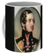 Prince Albert Henry Pierce Bone Coffee Mug
