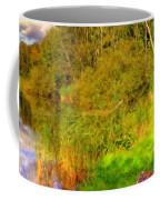 Q Landscape Coffee Mug