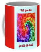 Rainbow Love Coffee Mug