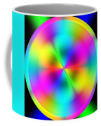 Rainbow Waves Coffee Mug