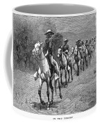 Remington: 10th Cavalry Coffee Mug