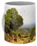 Returning From The Harvest Coffee Mug
