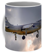 Royal Navy Sea Harrier Coffee Mug