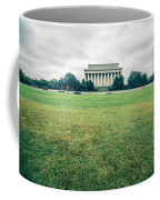 Scenes Around Lincoln Memorial Washington Dc Coffee Mug