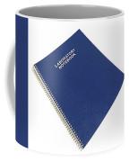 Scientific Notebook Company Coffee Mug