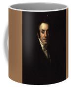 Self Portrait Henry William Pickersgill Coffee Mug