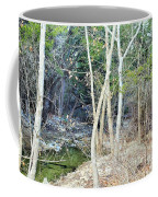 Side Of The Road Coffee Mug
