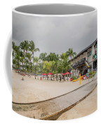 Siloso Beach Coffee Mug