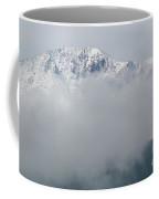 Stormy Pikes Peak Coffee Mug