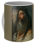 Study Of Two Heads Coffee Mug