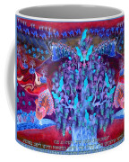 Sukkot- Prayer In The Sukkah Coffee Mug