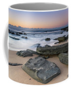 Sunrise And The Sea Coffee Mug