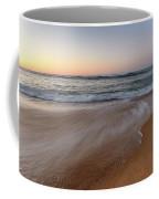 Sunrise Beach Seascape Coffee Mug