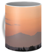 Sunset Moreno Valley Ca Coffee Mug