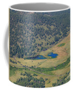 Superb Landscape In Rocky Mountain National Park Coffee Mug