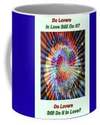 Supernova Of Love Coffee Mug