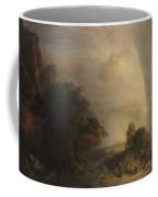 The Aegean Sea Coffee Mug