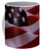 The American Flag Coffee Mug