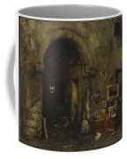 The Antiquary Shop Coffee Mug