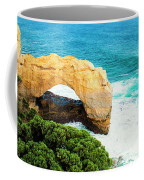 The Arch At Port Campbell National Park Coffee Mug