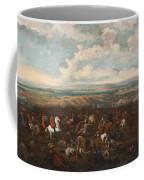 The Battle Of Oudenaarde Coffee Mug