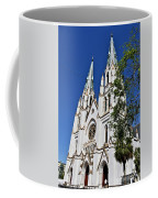 The Cathedral Of St. John The Baptist Coffee Mug