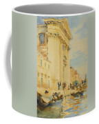 The Church Of The Gesuati Coffee Mug