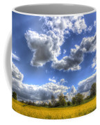 The Farm In Summer Coffee Mug