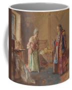 The First Curtsey Coffee Mug