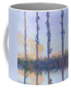 The Four Trees Coffee Mug