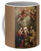 The Heavenly And Earthly Trinities Coffee Mug