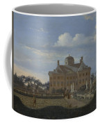 The Huis Ten Bosch At The Hague Coffee Mug