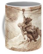 The Life Line Coffee Mug