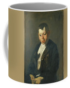 The Newsboy Coffee Mug