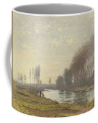 The Small Branch Of The Seine At Argenteuil Coffee Mug
