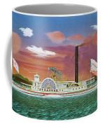 The Steamship Syracuse Coffee Mug