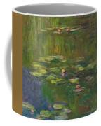 The Water Lily Pond Coffee Mug