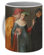 The Woman Between Two Ages Coffee Mug