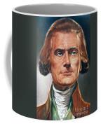 Thomas Jefferson (1743-1826) Coffee Mug