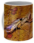 Tropical Mantispid Coffee Mug