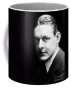 T.s. Eliot (1888-1965) Coffee Mug