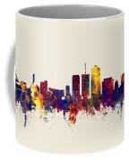 Tucson Arizona Skyline Coffee Mug