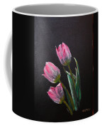 3 Tulips Coffee Mug