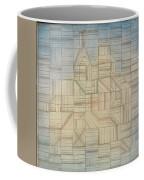 Variations Progressive Motif Coffee Mug