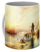 Venice Coffee Mug by Thomas Moran