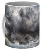 Volcanic Plumes With Poisonous Gases Coffee Mug