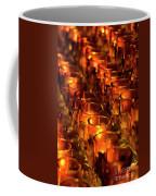 Votive Candles. Coffee Mug